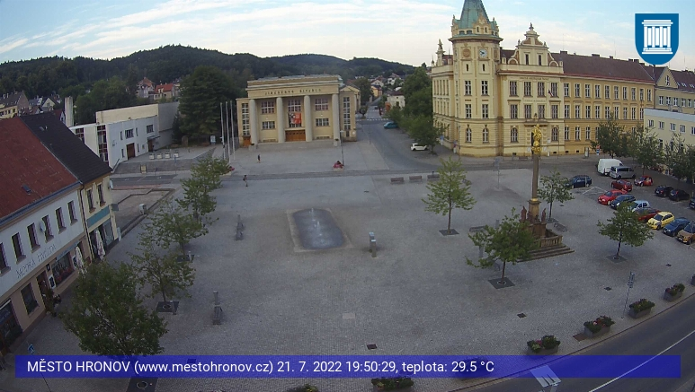 Webcam - Hronov